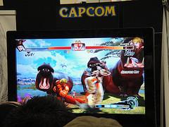 Capcom Street Fighter IV