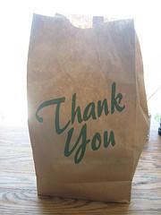 Breakfast in a Bag