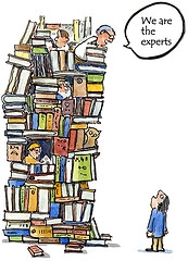book-tower-experts illustration