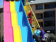 Coloured Slide
