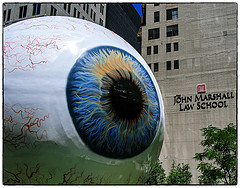 Eyeing John Marshall Law School