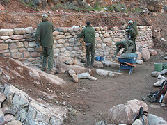 Grand Canyon Nat. Park Trail Crew Inner Canyon_1134