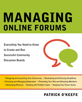 """Managing Online Forums"""