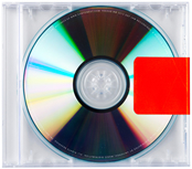 """Yeezus"" by Kanye West"