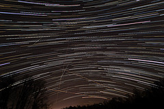 Geminids in Flight