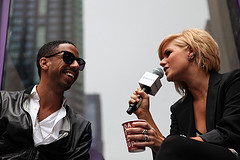 Kimberly Caldwell interviews Ryan Leslie