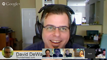 David DeWald and #CMGRHangout