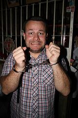 Handcuffed , Tokyo