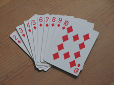 Sequential Cards