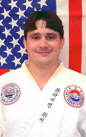 Brian Walker, martial artist